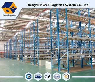 Chine Conception unique en métal Heavy Duty Pallet Racking
